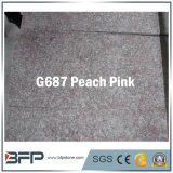 G687 Granite Stone for Tiles/Stairs/Wall Cladding/ Countertops