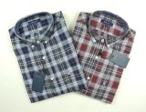 Classic Design High Quality Stock Shirts Inventory Garment for Sale