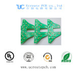 Multilayer PCB for Microwave Oven with Green Solder Mask