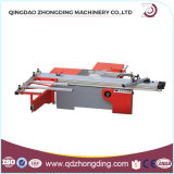 Horizontal Sliding Table Panel Saw for Wood Cutting