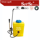 15L Agricultural Manual Air Pressure Back Pack Sprayer (SX-Lk15Q)