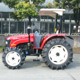 Wheel Tractor Price for 55HP Tractor with Canopy