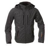 Men Hiking Tactical Hooded Softshell Winter Jacket Coat Wholesale (UF211W)