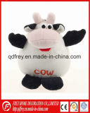 Soft Stuffed Cow Toy for Baby Promotion Product