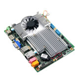 3.5inch Computer GM45 Fan Embedded Motherboard with 2*USB Port