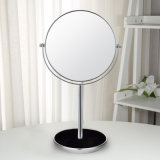 8 Inch Makeup Mirror with Storage Tray