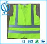 Construction Coverall Hi Vis Green Safety Workwear with Pocket