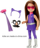 Eco-Friendly and Non-Toxic Material TPR Kids Figure Doll Mini Doll