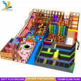 Jiayuan Wholesale Indoor Children Indoor Trampoline