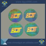 Custom Design Security Laser Sticker Printing in China