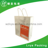 Promotional Paper Shopping Bags, Brown Kraft Paper Carrier Bag