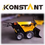 Konstant Snow Shovel with Mini Dumper for Snow Removal