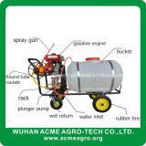 3wz-200 High-Pressure Trolley Type Sprayer Four Wheel Hand Push Spray Insecticide Machine