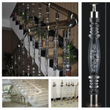 Deluxe Design of Guardrail Crystal Column Railing