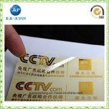 Custom Design Cheap Clear Sticker Printing (JP-s056)