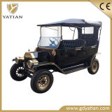 Hottest Comfotable Elegant Style Tourist Vehicle Electric Car