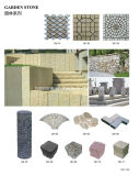 Chinese Granite Stone Cubic with CE Certification