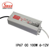 Smun SMA-100-12 100W IP67 6-12V 8.3A Constant Current LED Driver