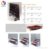 Exhibition Foldable Dance Stage for Outdoor Wedding Party Hotel Show