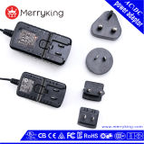 Us UK Au EU Jp Kr Plug 5V 10V 12V AC DC Power Adapter