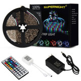 24 Key IR Remote Control 5m/16.4 FT SMD 5050 RGB 300 LED IP20 Color Changing LED Strip Light
