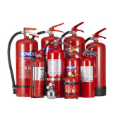 Portable Fire Extinguisher with Kitemark En3/UL Certificate/Dry Powder Fire Extinguisher