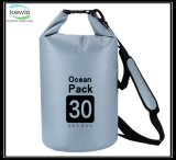 30L Waterproof Dry Bag with Special Shoulder Straps