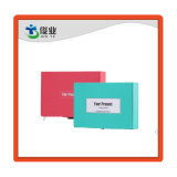 Cheap Corrugated Foldable Color Box/Recycled Cardboard for T-Shirt Packaging