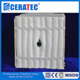 CT High Temperature Ceramic Fiber Refractory Module with Anchor System
