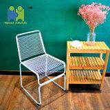 (SHANSHAN) Industrial Metal Dining Chair, Restaurant Chair or Multiuse Chair
