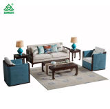 Chinese Style Hotel Lobby Furniture Elegant Living Room Furniture Sofa Sets