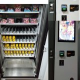 24 Hour Shop Refrigerated Lift Vending Machine for Snack and Beverage