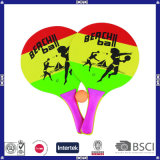 Best Price Latest Fashion Wood Beach Racket