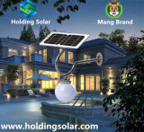Integrated Solar Ennergy Saving Lamp with Intelligent Light Control