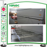 Heavy Duty Display Hanging Hook for Supermarket Shelf Loading Bar