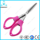 Stainless Steel Badle and Red Handle Folding Different Types of Scissors