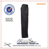 Sunnytex Durable Chest Pocket Plastic Buckle Blue Pants for Men