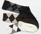 Men Cotton Argyle Socks (DL-MS-64)