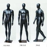 Black Male Mannequin Full Body Male Mannequin