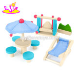 New Hottest Miniature Wooden Doll Accessories for Dollhouse W06b067