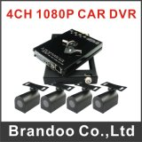 Full HD 4 Channel 1080P 3G Mobile DVR