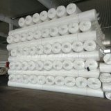 Polyester Short Fiber Needle Punched Nonwoven Geotextile 150GSM, 100% Virgin Material, Good Price
