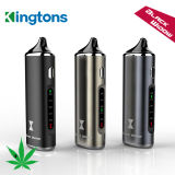 Kingtons Portable Black Widow Dry Herb Vaporizer with Factory Price