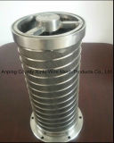 Reversed Rolled Filter Element / Wedge Wire Cylinder Element