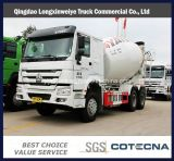 Good Price HOWO 6X4 8-10m3 Specialized Vehicle Heavy Cement Concrete Mixer Truck for Sale