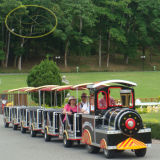 Tourist Train Trackless Train for Sale