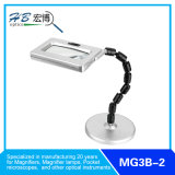 LED Plastic Pellet Switching Magnifier