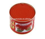 2.2 Kg Canned Tomato Paste Organic Tomato From China Supplier 2016 New Crop