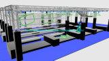 Wholesale Ninja Warrior Course Trampoline with Playground Equipment