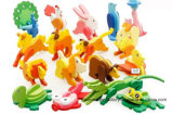 Animal Shape Wooden Toy, Wooden Animal 3D Jigsaw Puzzle
